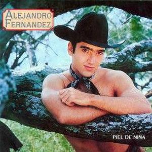 Piel de Niña - Image: 1993Piel De Nina
