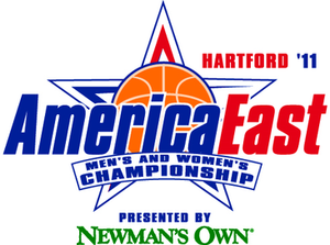 2011 America East Men's Basketball Tournament - 2011 America East Tournament logo