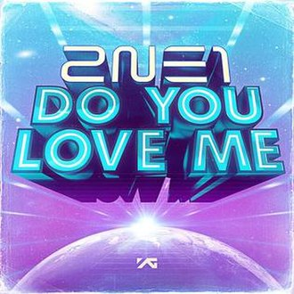 2NE1 - Do You Love Me (studio acapella)
