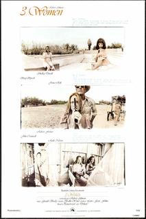 <i>3 Women</i> 1977 film by Robert Altman