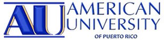 American University of Puerto Rico - Image: AUPR logo