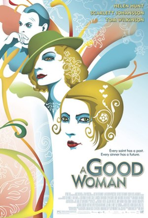 A Good Woman (film) - Original theatrical poster