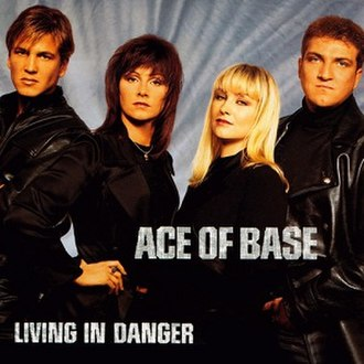 Ace of Base — Living in Danger (studio acapella)