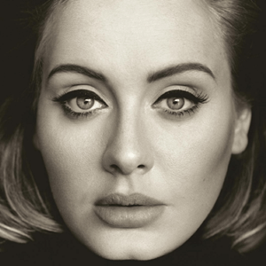 25 (Adele album) - Image: Adele 25 (Official Album Cover)