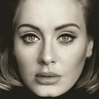 25 (Adele album) - Image: Adele 25 (Official Album Cover)