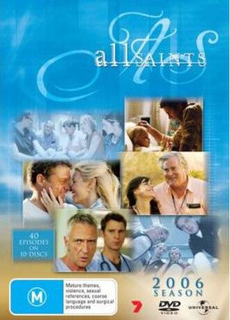 All Saints (season 9) - 2006 Season DVD