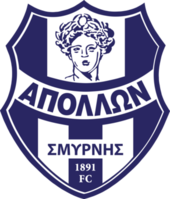 Apollon Smyrnis official football club logo.png
