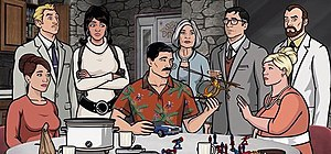 archer 2009 tv series wikipedia