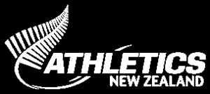Athletics New Zealand - Image: Athletics New Zealand Logo