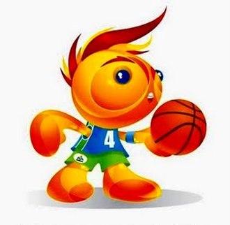 Basketball at the 2010 Central American and Caribbean Games - Basketball Mascot at Mayagüez 2010