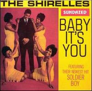 Baby It's You (album) - Image: Baby Its You Album
