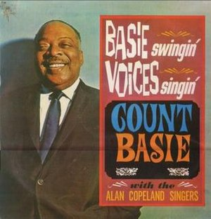 Basie Swingin' Voices Singin' - Image: Basievoices