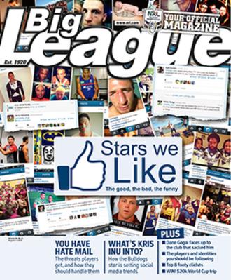 Big League - Volume 94. No. 21 of Big League