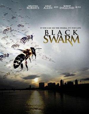 Black Swarm - Teaser Poster