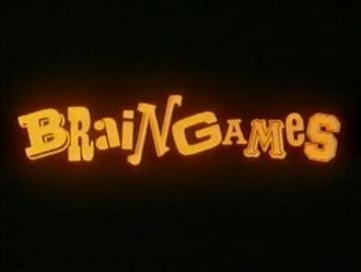 Braingames - Braingames title card