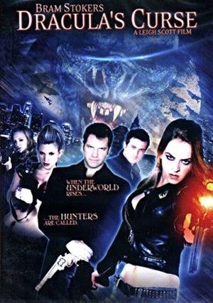 Bram Stoker's Dracula's Curse - DVD cover