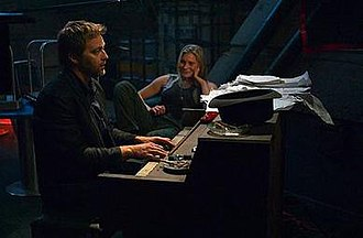 Someone to Watch Over Me (Battlestar Galactica) - Kara Thrace listens to the piano player composing, unaware that he is in fact not real