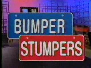 <i>Bumper Stumpers</i> television series