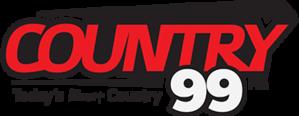 CFNA-FM - Image: CFNA country 99 logo