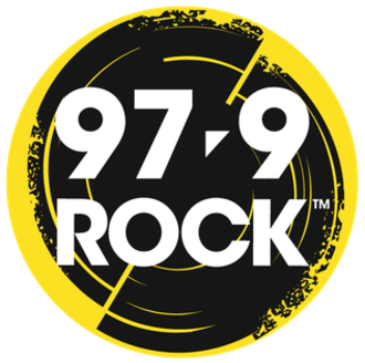 CKYX-FM - Image: CKYX 97.9ROCK logo