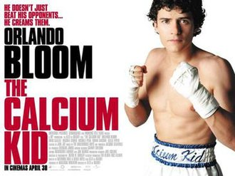 The Calcium Kid - Promotional poster for the film