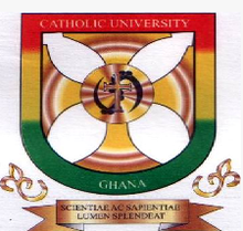 Catholic university college of Ghana logo.png