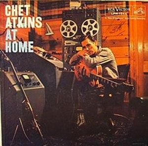 Chet Atkins at Home - Image: Chet atkins at home