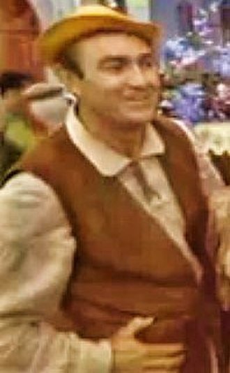 Bill Lee (singer) - Bill Lee in Cinderella (1965)