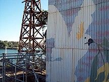 Cockatoo Island-Cockatoo Island Dockyard-CockatooMural