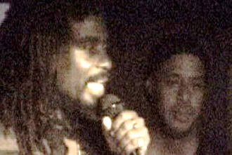 Cornell Campbell - Cornel Campbell performing with The Slackers in 2000