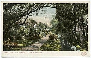 Malden River - Coytemore Lea