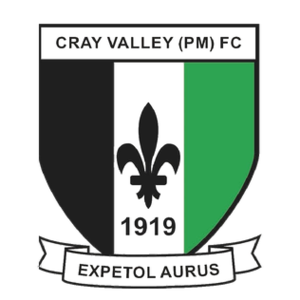 Cray Valley Paper Mills F.C. - Image: Cray Valley F.C. logo