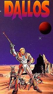 <i>Dallos</i> 1983 original video animation