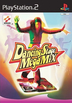 Dancing Stage MegaMix for the European PlayStation 2