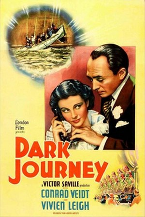 Dark Journey (film) - Image: Dark Journey Film Poster
