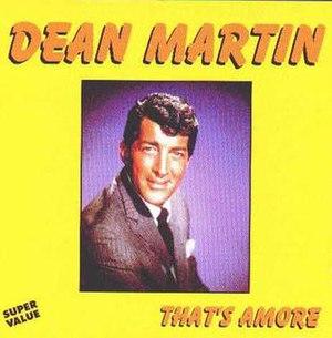 That's Amore - Image: Dean Mart