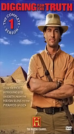 Digging for the Truth - Series DVD cover - Season One