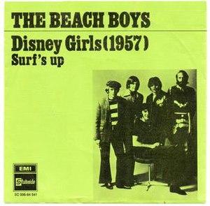 Disney Girls (1957) - Image: Disney Girls (1957)