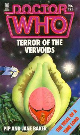 Terror of the Vervoids - Image: Doctor Who Terror of the Vervoids