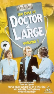<i>Doctor at Large</i> (TV series) television series