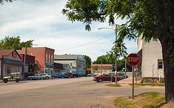 Downtown Shellsburg