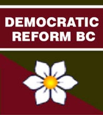 Democratic Reform British Columbia - Image: Drbclogo