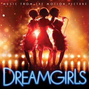 Dreamgirls: Music from the Motion Picture - Image: Dreamgirls Cover
