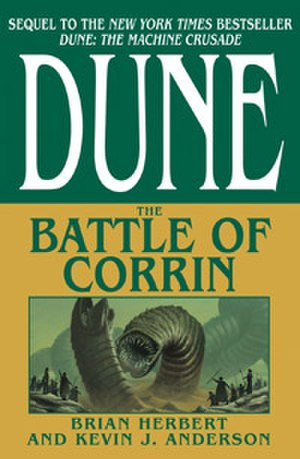 Dune: The Battle of Corrin - First edition cover