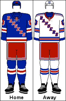 ee6dc7fe0 New York Rangers - Wikipedia