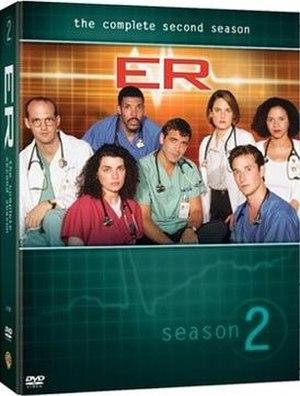 ER (season 2) - Image: ER Season 2
