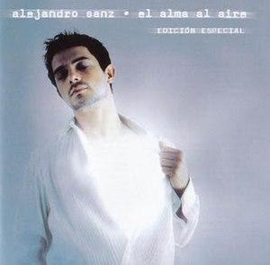 El Alma al Aire - Image: Elalmaalaire esp