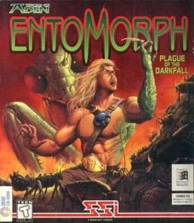 <i>Entomorph: Plague of the Darkfall</i> 1995 video game