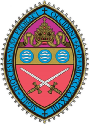 Episcopal Diocese of Western New York - Image: Episcopal Diocese of Western New York seal