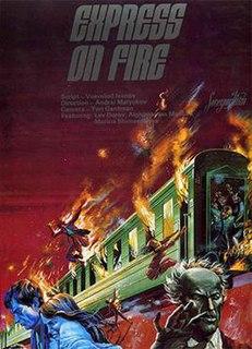 <i>Express on Fire</i>